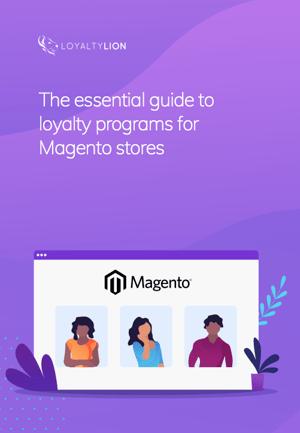 Magento loyalty program ebook cover
